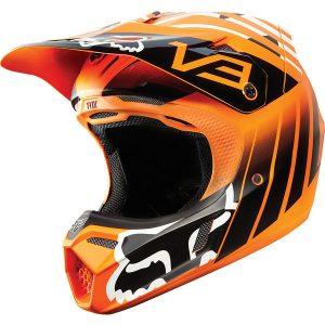 Orange Fox V3 Savant Helmet