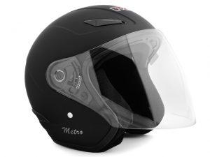 Matte Black RXT Metro Helmet