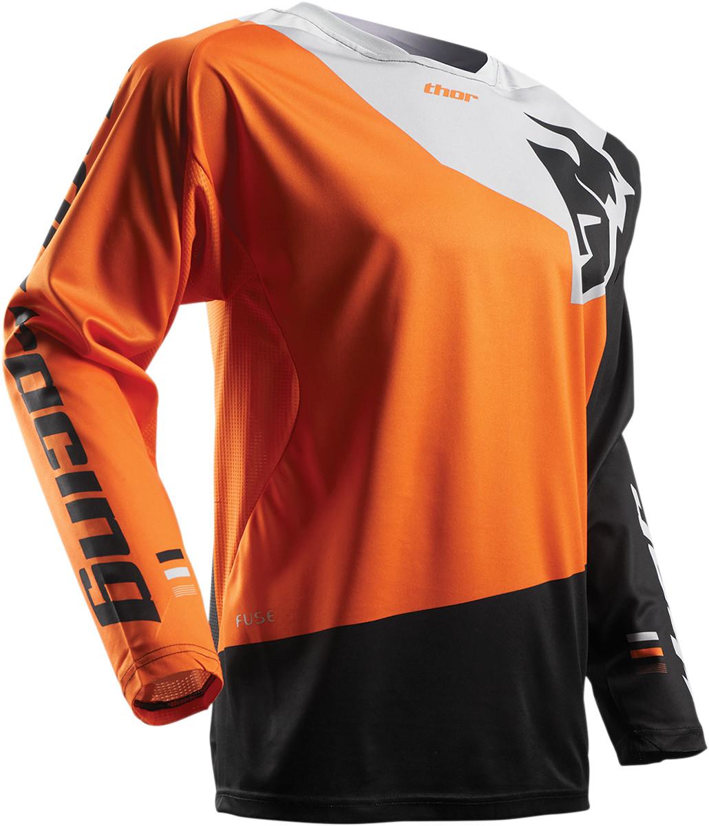 Orange/Black JerseyThor Fuse Pinin