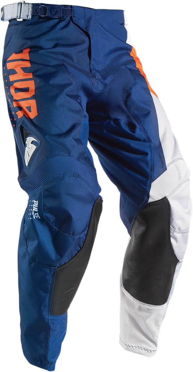 Orange/Navy Thor Pulse Aktiv Youth Pant