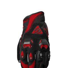 Black/Red Five Stunt Evo Mens Glove