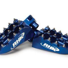 RHK Pursuit Footpegs Blue KTM