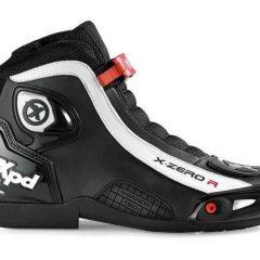 XPD X-Zero R Boots White/Black
