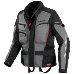 Grey/Black Spidi Voyager 3 Jacket