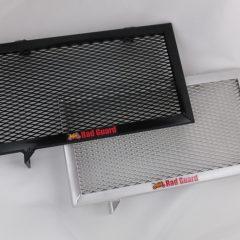 Black Powder Coated DL1000 2014Radiator Guard