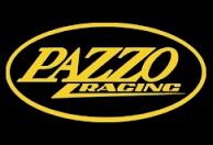 Pazzo Racing Lever Set Suzuki GSX-R Black/Titanium