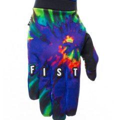FIST Tie Dye Blue Glove