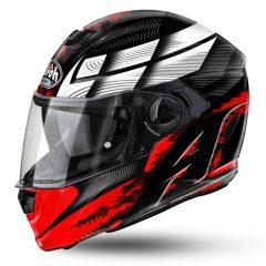 Starter Red Gloss Airoh Storm Helmet