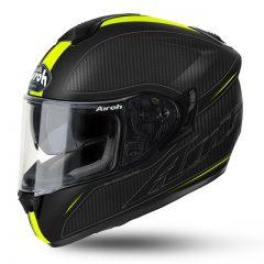 Slash Yellow Matt Airoh ST701 Helmet
