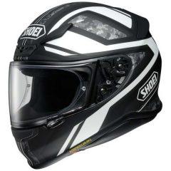 Shoei NXR Helmet Black/White