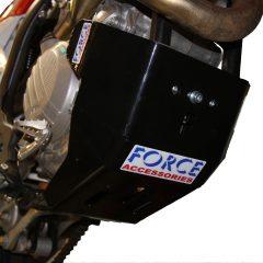 Black Force KTM 450 SX-F & XC-F 2016/ Current, 450/500 EXC-F 2017, Husqvarna FC 450 2016 & FX/FE 450/501 2017 Bash Plate