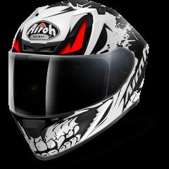 Bone Matt Airoh Valor Helmet