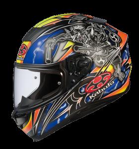 Akiyoshi Kabuto Aeroblade 5 Helmet