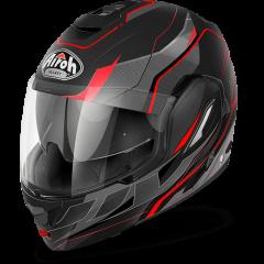 Airoh Rev Helmet - Revolution Black Matt