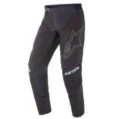 Black/White Alpinestars Techstar Phantom Pant Front