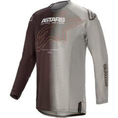Anthracite/Orange Alpinestars Techstar Phantom Jersey