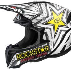 Rockstar Matt Airoh Twist Helmet