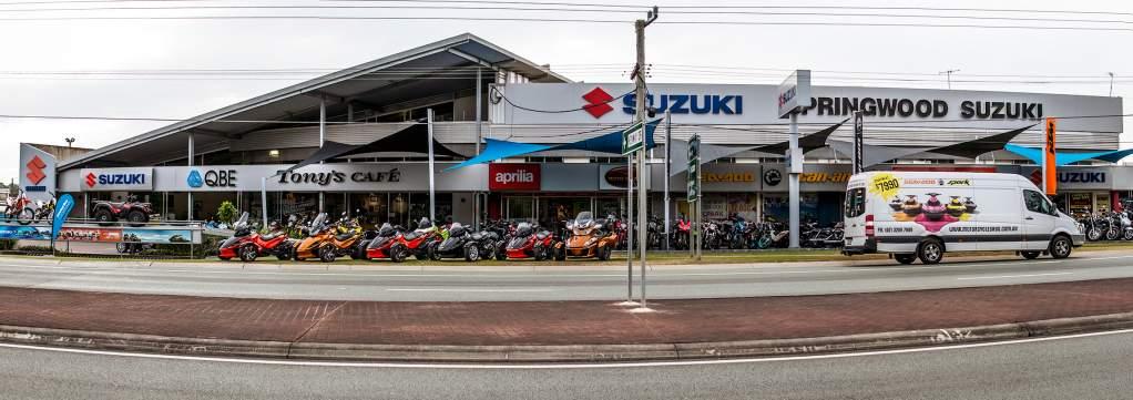 Springwood Suzuki 2015