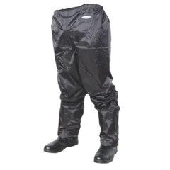 Black MotoDry Lighning Pants Front