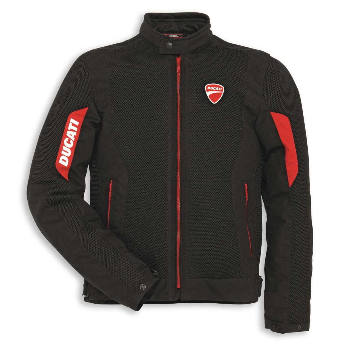 Ducati Flow 2 Fabric Jacket