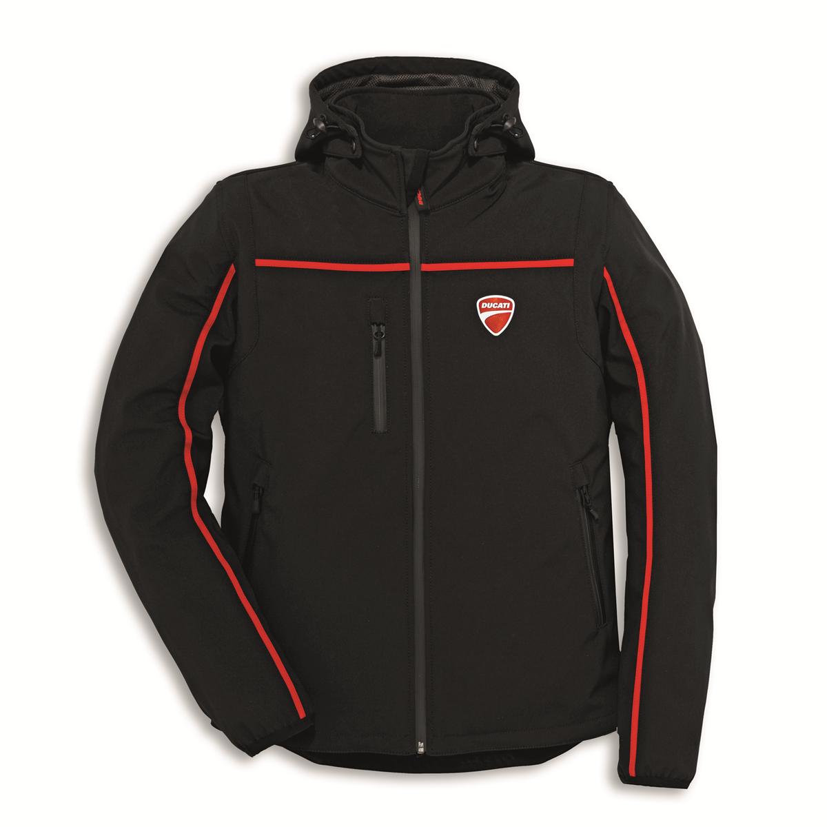 Ducati Redline Ladies Fabric Jacket