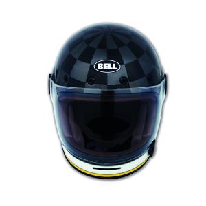 Black Ducati Scrambler Check Ace Full-Face Helmet