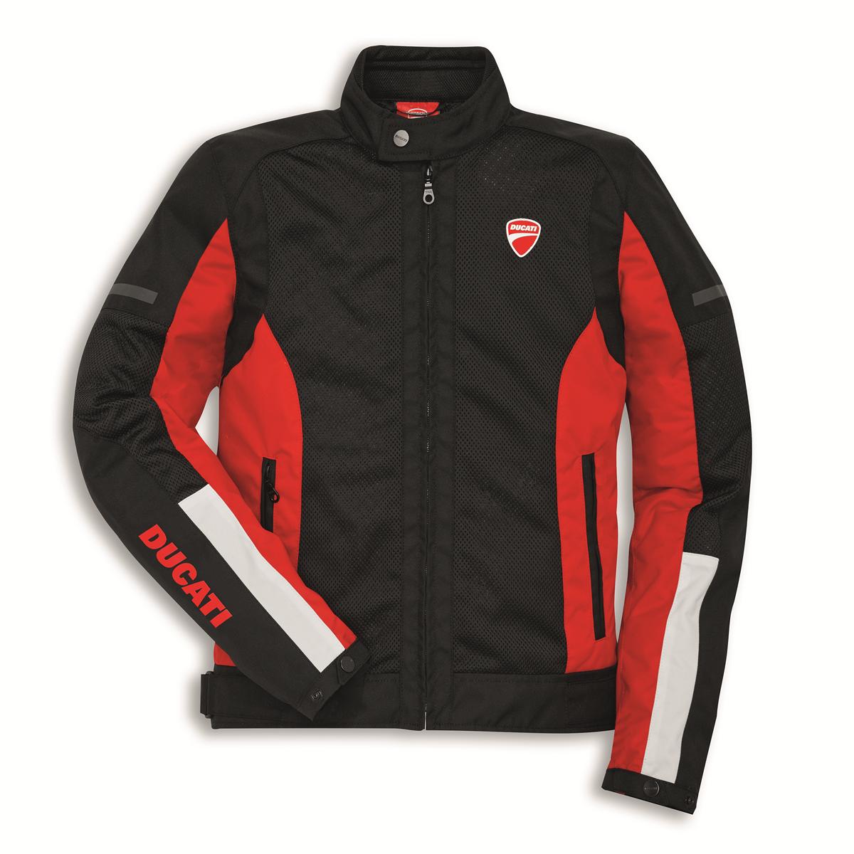 Ducati Summer 3 Fabric Jacket