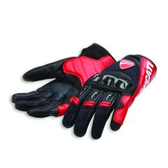 Ducati Company C1 Fabric-Leather Glove
