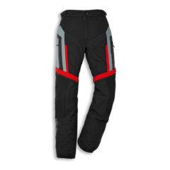 D9810701xx Ducati Strada C4 Fabric Trousers Front