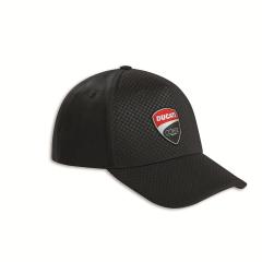 Ducati Corse Total Black Cap