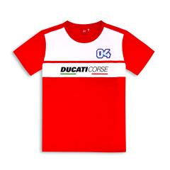 Ducati 04 Dovizioso T-Shirt
