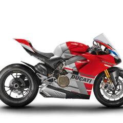 Ducati Panigale V4 S Corse Model Bike