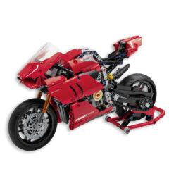 Ducati Panigale V4 R LEGO Model Built