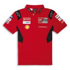 Ducati GP Team Replica 21 Polo Front