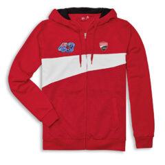 Ducati Miller Hooded Sweatshirt Front
