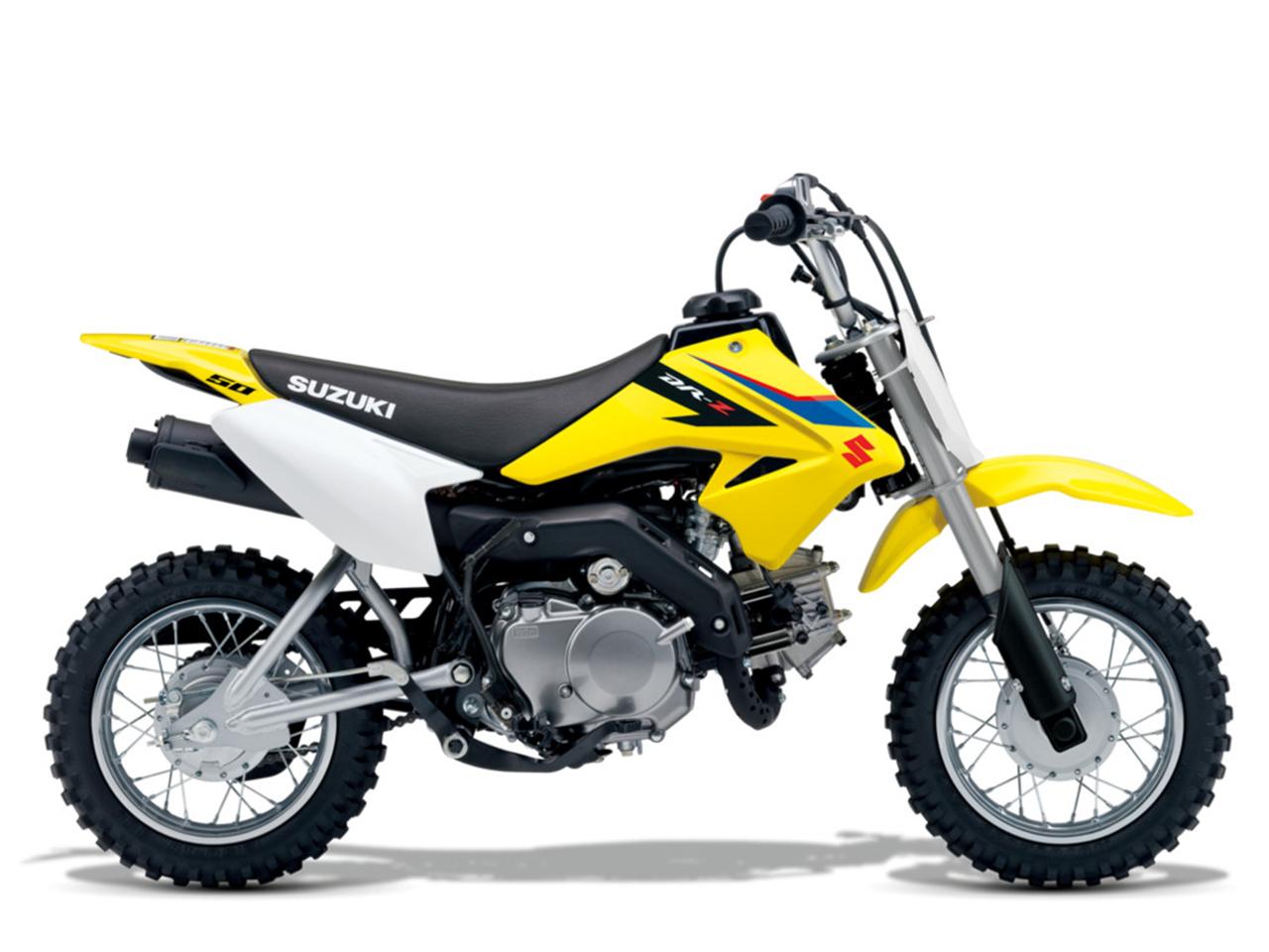 Suzuki Dr Z50 2019 Champion Yellow ⋆ Motorcycles R Us