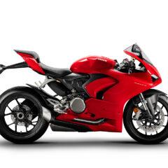 Ducati Panigale V2 Ducati Red right side