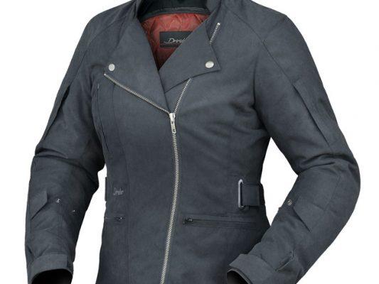 Black DriRider Cruise Ladies Jacket