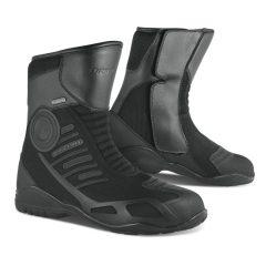 Black DriRider Climate Mid Boots