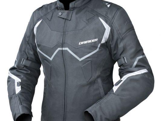 Black/White DriRider Climate Control Pro 4 Ladies Jacket
