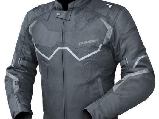Black DriRider Climate Control Pro 4 Mens Jacket