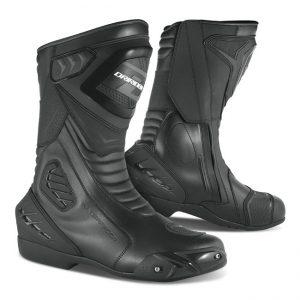 Black DriRider Stealth Boots
