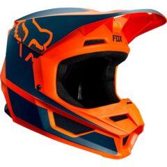 Orange Fox Racing V1 Przm Youth Helmet