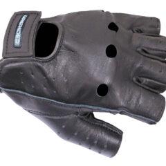 Black DriRider Fingerless Glove