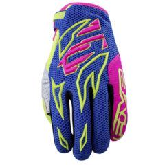 Flash Five MXF3 Youth Glove Back