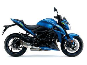 Triton Blue Suzuki GSX-S1000Y 2019