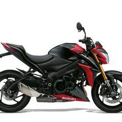 Suzuki GSX-S1000 Red Black Right Side