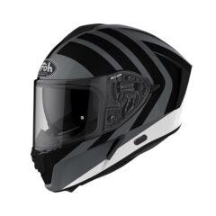 Scale Matt Airoh Spark Helmet Side