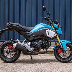 Honda MSX125 Grom 2018