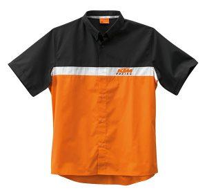 Black/OrangeKTM Team Shirt